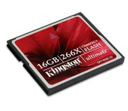 Kingston 16GB Compact Flash Ultimate 266x (CF/16GB-U2)