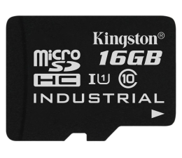 Kingston 16GB microSDHC UHS-I zapis 45MB/s odczyt 90MB/s  (SDCIT/16GB)