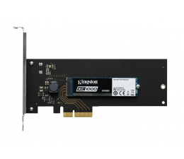 Kingston 240GB M.2 2280 KC1000 (HHHL) PCIe NVMe (SKC1000H/240G)