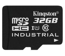 Kingston 32GB microSDHC UHS-I zapis 45MB/s odczyt 90MB/s  (SDCIT/32GB)