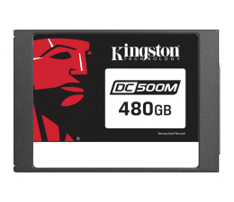 "Kingston 480GB 2,5"" SATA SSD DC500M (SEDC500M/480G)"