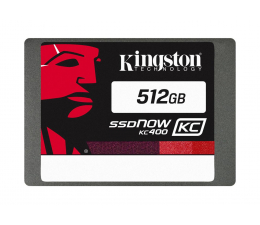 Kingston 512GB 2.5'' SATA SSD KC400 7mm (SKC400S37/512G)