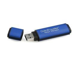 Kingston 64GB DataTraveler VP30 AES Encrypted USB 3.0 (DTVP30/64GB)