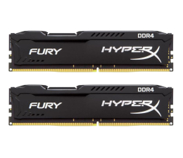Kingston 8GB 2133MHz Fury Black CL14 (2x4096) (HX421C14FBK2/8)