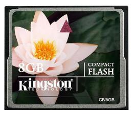 Kingston 8GB Compact Flash (CF/8GB)