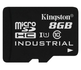 Kingston 8GB microSDHC UHS-I zapis 20MB/s odczyt 90MB/s (SDCIT/8GB)
