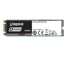 Kingston 960GB M.2 2280 A1000 PCIe  (SA1000M8/960G)