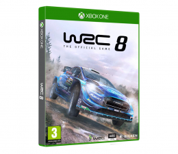 Kylotonn Entertainment WRC 8 (3499550375770 / CDP)