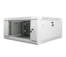 """Lanberg Wisząca 19"""" 4U 600x600mm jednosekcyjna (szara)  (WF01-6604-10S)"""
