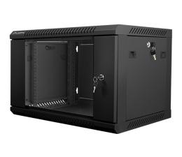 """Lanberg Wisząca 19"""" 6U 600x450mm jednosekcyjna (czarna)  (WF01-6406-10B)"""