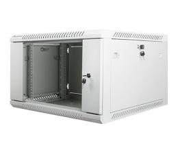 """Lanberg Wisząca 19"""" 6U 600x600mm jednosekcyjna (szara)  (WF01-6606-10S)"""