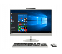 Lenovo AIO 520-27 i5-8400T/8GB/128+1TB/Win10 RX550 (F0DE003UPB)