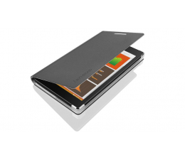 Lenovo Etui do TAB2 A7-10 szare (ZG38C00000)