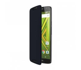 Lenovo Flip Case do Motorola/Lenovo Moto X Play czarny (ASMLYNWALBLK-M)