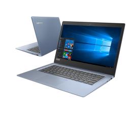Lenovo Ideapad 120s-14 N4200/4GB/128GB/Win10 Niebieski  (81A5007DPB)