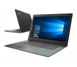 Lenovo Ideapad 320-17 i5/12GB/1000/Win10 GT940MX Czarny  (80XM006YPB)
