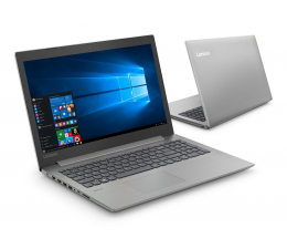Lenovo Ideapad 330-15 i5-8250U/12GB/240/Win10 Szary  (81DE02DJPB-240SSD)