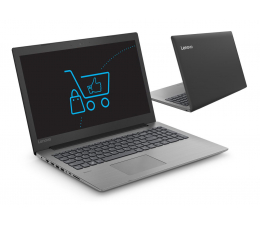 Lenovo Ideapad 330-15 i5-8300H/20GB/240+1TB GTX1050  (81FK00D4PB-240SSD M.2 PCIe)
