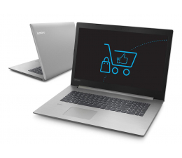 Lenovo Ideapad 330-17 i7-8750H/20GB/256 GTX1050 Szary (81FL0093PB)