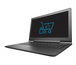 Lenovo Ideapad 700-15 i5-6300HQ/8GB/1000 GTX950M czarny  (80RU00GRPB)