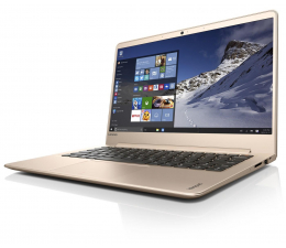 Lenovo Ideapad 710s-13 i7-7500U/8GB/256/Win10 Złoty  (80VQ008NPB)