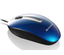 Lenovo Optical Mouse M3803 (niebieski)  (888013576)