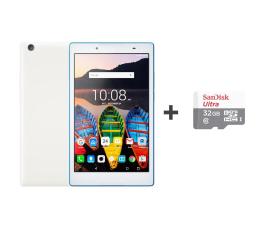 Lenovo TAB 3 8 MT8735P/2GB/48/Android 6.0 Biały LTE  (ZA180050PL-SDSQUNS-032G-GN3MN)
