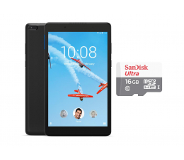 Lenovo TAB E8 MT8163B/1GB/32GB/Android 7.0 WiFi  (ZA3W0009PL)