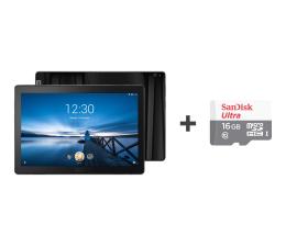 Lenovo TAB P10 3GB/48GB/Android 8.1 LTE  (ZA450133PL+SDSQUNS-016G-GN3MN)