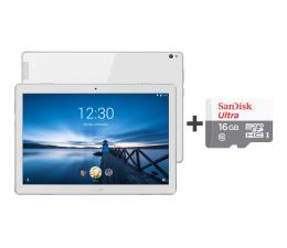 Lenovo TAB P10 3GB/48GB/Android 8.1 WiFi Biały (ZA440005PL+SDSQUNS-016G-GN3MN)