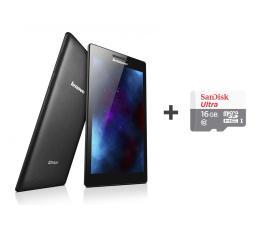 Lenovo TAB2 A7-10F MT8127/1GB/24GB/Android 4.4  (TAB2_A7-10F_WIFI_001+SDSQUNB-016G-GN3MN )