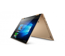 Lenovo YOGA 720-13 i7-7500U/8GB/256/Win10 Miedziany  (80X6004PPB)