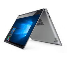 Lenovo YOGA 720-15 i5-7300HQ/8GB/256/Win10 GTX1050 Szary (80X700A9PB)