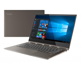Lenovo Yoga 920-13 i7-8550U/8GB/256/Win10 (Yoga 920-13_i7_Win10_Bronze)