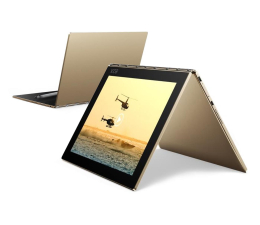 Lenovo YOGA Book x5-Z8550/4GB/64/Android 6.0 Gold LTE  (ZA0W0015PL)
