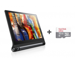 Lenovo YOGA Tab 3 10 MSM8909/2GB/48GB/Android 5.1 LTE  (ZA0J0023PL+SDSQUNS-032G-GN3MN)