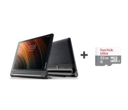 Lenovo YOGA Tab 3 10 Plus APQ8076/3GB/64/Android 6.0  (ZA1N0003PL+SDSQUNS-032G-GN3MN)