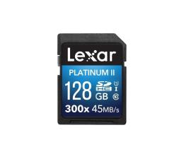Lexar 128GB 300x SDXC Premium II C10 U1 (LSD128BBEU300)