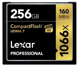 Lexar 256GB 1066x Compact Flash Professional CF (LCF256CRBEU1066 )