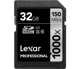 Lexar 32GB 1000x Professional SDHC UHS-II (LSD32GCRBEU1000 )