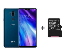 LG G7 ThinQ niebieski + 64GB (G710EM BLUE+64GB)