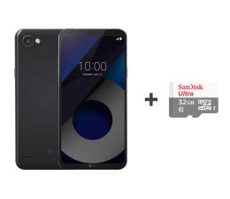 LG Q6 Czarny + 32GB (M700A BLACK+32GB)