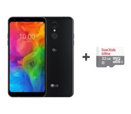 LG Q7 Dual SIM Czarny + 32GB (Q610E BLACK+32GB)