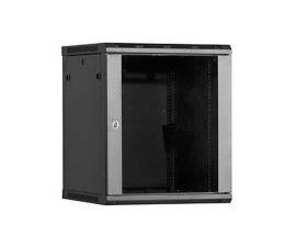 Linkbasic Wisząca 15U 600x600mm (drzwi szklane) czarna  (WCB15-66-BAA-C)