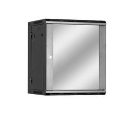 Linkbasic Wisząca dwusekcyjna 15U 600x550mm (drzwi szklane)  (WCC15-655-BAA-C)