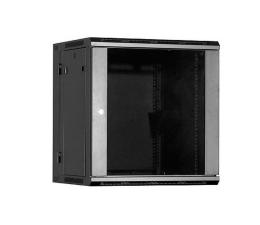 Linkbasic Wisząca dwusekcyjna 9U 600x550mm (drzwi szklane)  (WCC09-655-BAA-C)