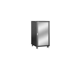 Linkbasic Wolnostojąca 22U 600x800mm (drzwi szklane) czarna (NCB22-68-BAA-C)