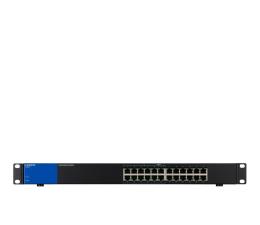 Linksys 24p LGS124P-EU Rack (24x10/100/1000Mbit 12xPoE+) (LGS124P-EU SMB)