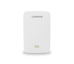 Linksys RE7000 (802.11a/b/g/n/ac 1900Mb/s) plug repeater (RE7000-EU MU-MIMO DualBand AC)