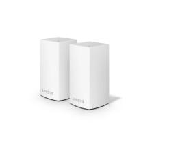 Linksys Velop Mesh WiFi (1200Mb/s a/b/g/n/ac) zestaw 2szt. (VLP0102-EU MU-MIMO Dual-Band AC )
